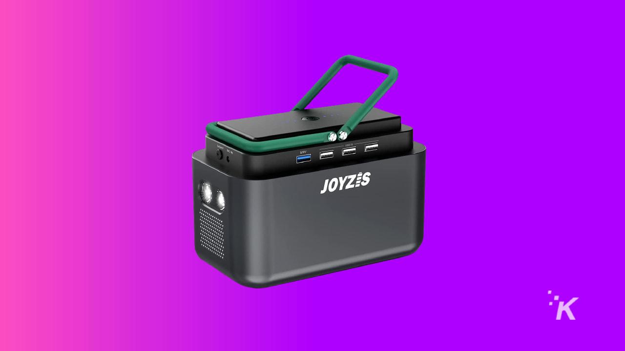 joyzis portable power station