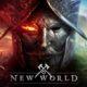 new world mmo main screen