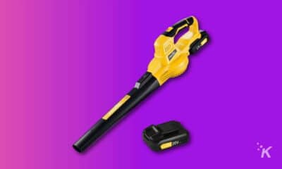 snapfresh electric leaf blower