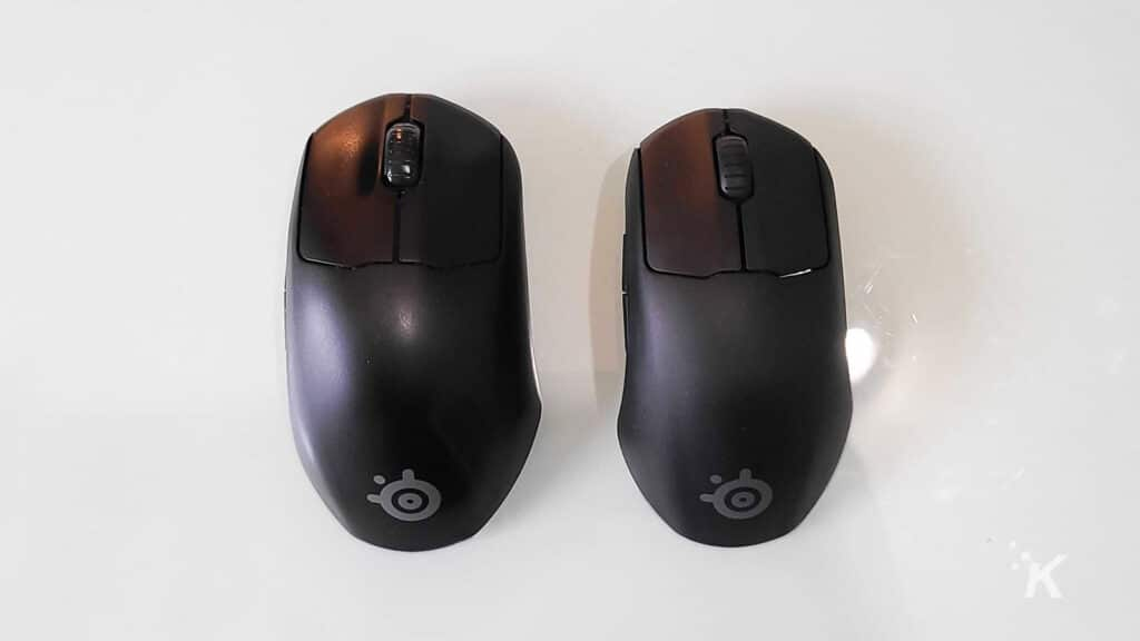 prime and prime mini gaming mouse