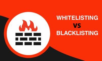 whitelisting vs blacklisting