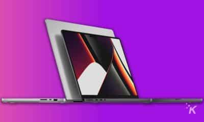 both sizes of 2021 macbook pro models