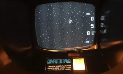 computer space game