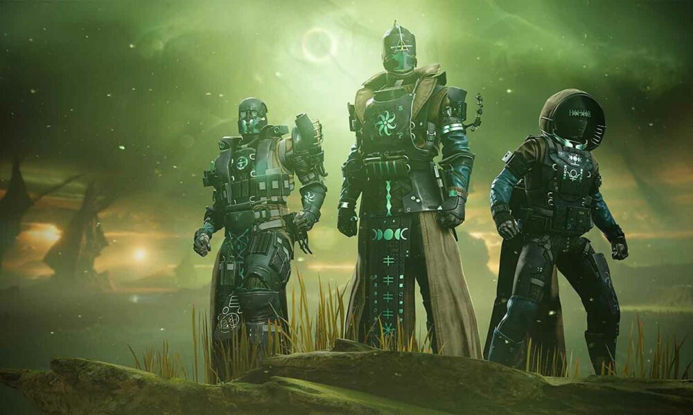 destiny 2 witch queen characeters