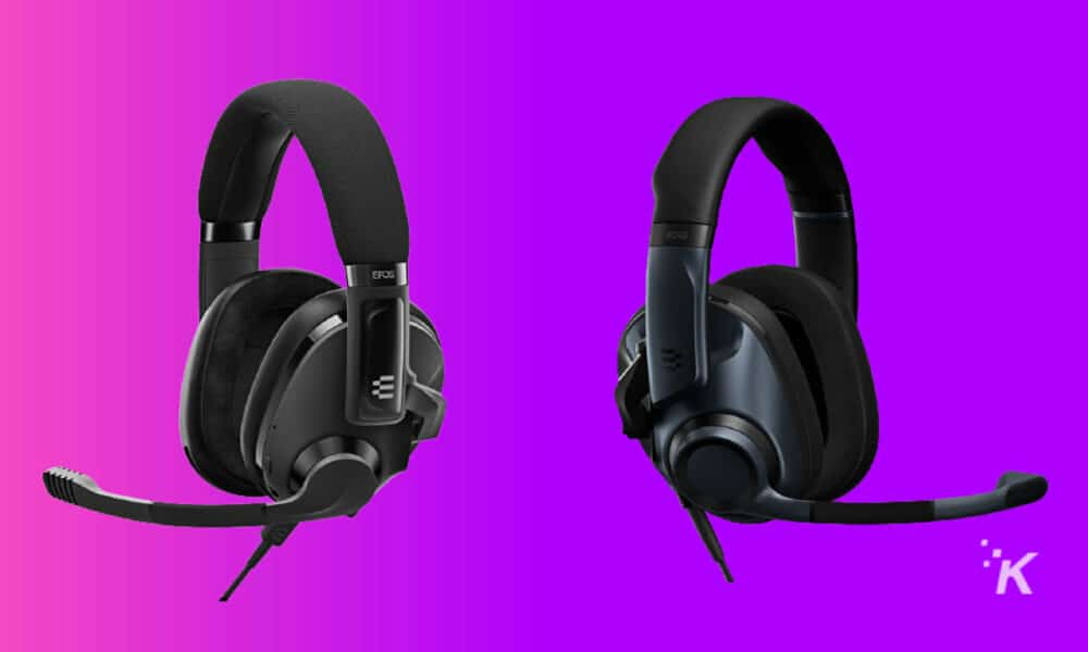 KnowTechie Giveaway: Enter for a chance to win these new gaming headsets from EPOS