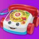 fisher-price chatter phone with bluetooth