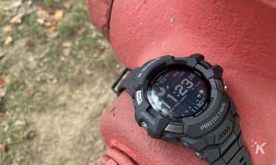 g-shock wear os watch