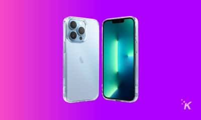 iphone 13 case product shot