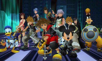 kingdom hearts characters