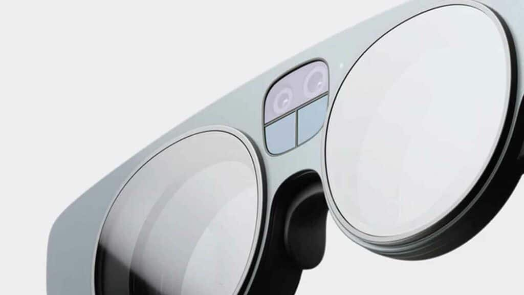 magic leap 2 augmented reality glasses