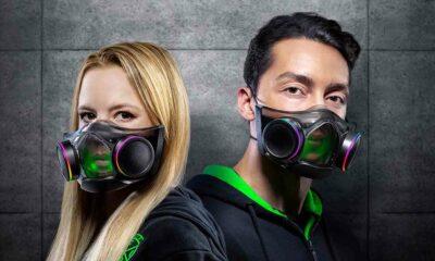 razer zephyr face mask