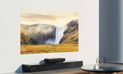 xgimi aura 4k projector